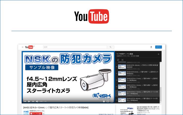 NSK防犯カメラチャンネル